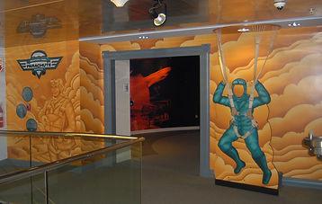 Aviation Trail Parachute Museum