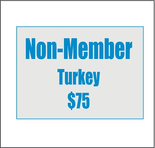 Non-Member Reservation - Turkey