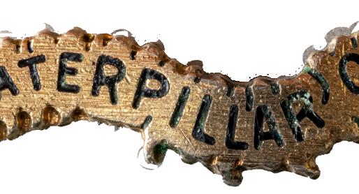 The Caterpillar Club