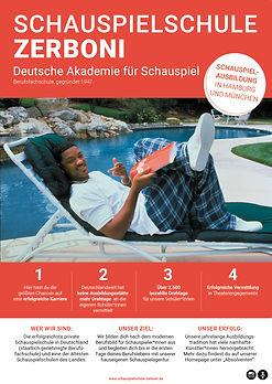 Schauspielschule Zerboni - deutsche Akad