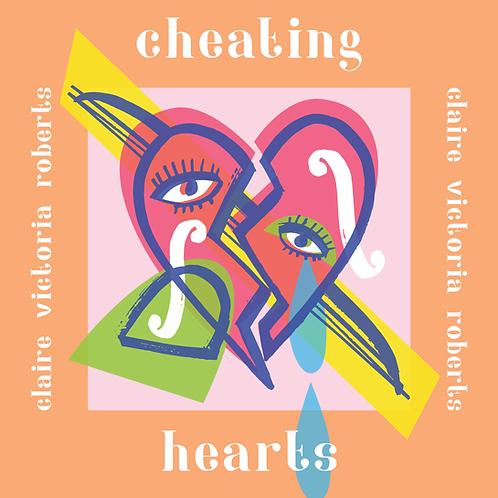 Cheating Hearts: Album CD