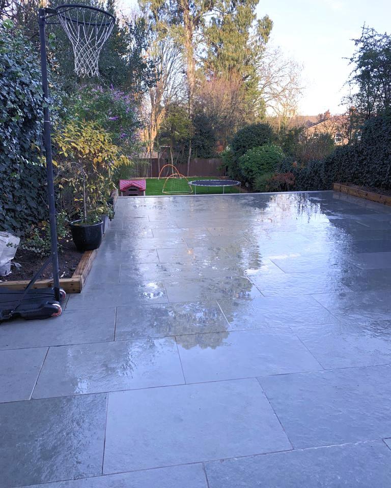 patio work London