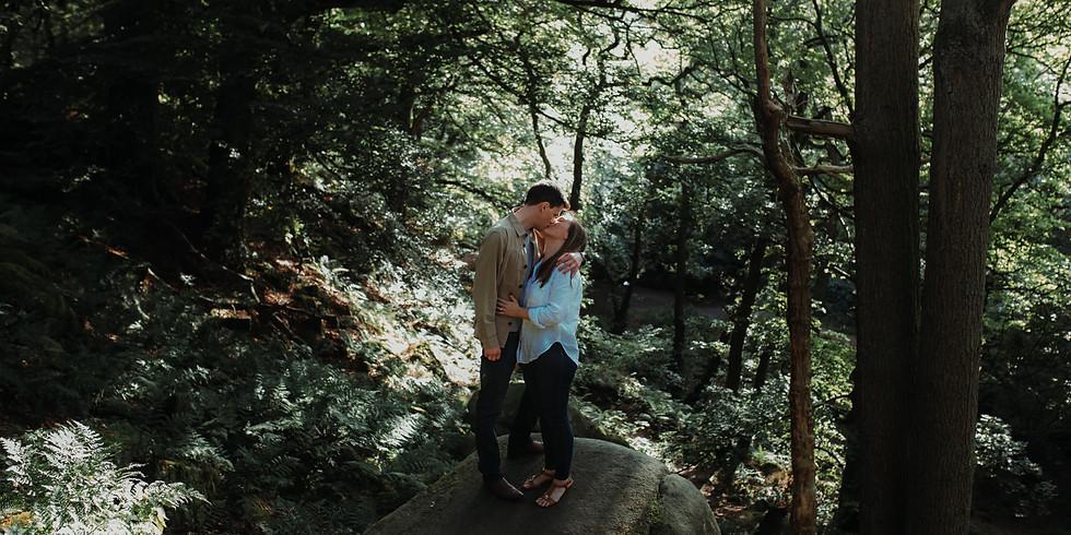 Engagement shoot - Blidwood Woods - Sat 3 July 10am