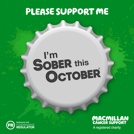 Sobriety, Prizes, Bookings and The C Word