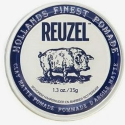 Reuzel Clay Matte Strong Hold Hair Pomade