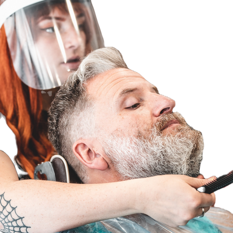 We Are Not Hairdressers, We Are Barbers!!