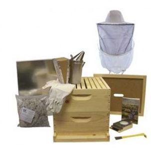 Beekeeping equipment.