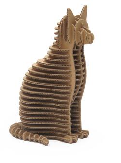 Cardboard Cat