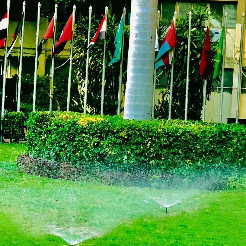 UN FAO Headquarter - Egypt 01