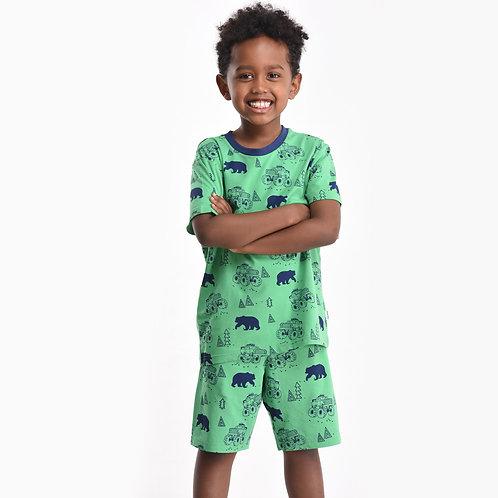 Safari S/S Shorts
