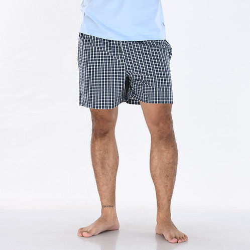 Blue Check Boxers (Shorts/ Boxers Only)
