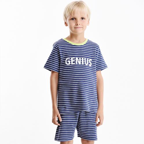 Genius S/S Shorts