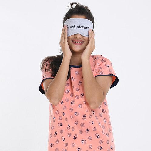 Do Not Disturb Eye Mask