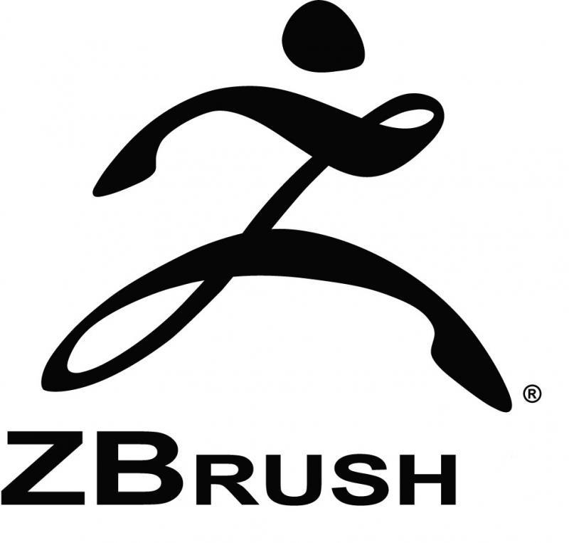 Создание лица в Zbrush