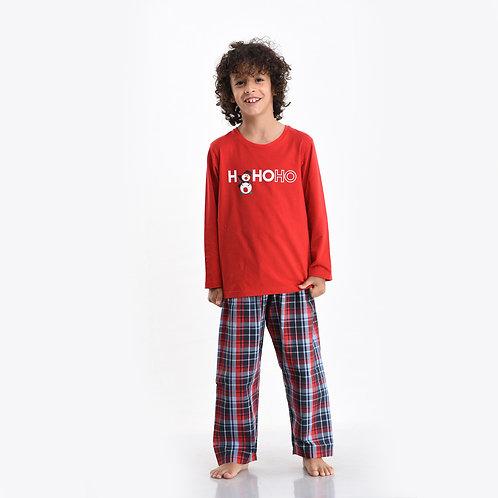 Ho Ho Christmas Family L/S Pant (Unisex)