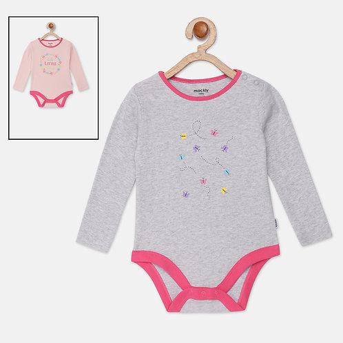 Cute Little Things Bodysuit (2 in a pack)