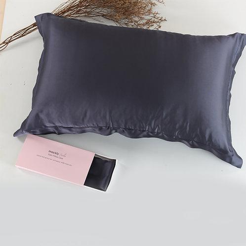 Satin Pillowcase - Navy Blue