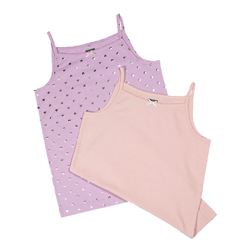 Girls Vests Printed