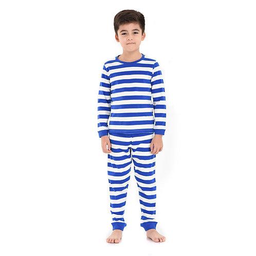 Blue StripeL/S Pant