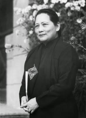 9.5- A los 40 años de la muerte de Soong Ching-ling. Homenaje a la gema de una nación