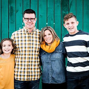 Weaver Family Fall 2019