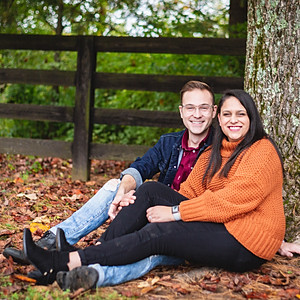 2020 Fall Mini Session - The Walleys