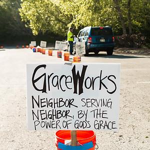 GraceWorks Food Pantry