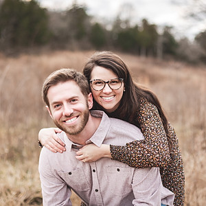 Katie + Bobby's Engagement Session