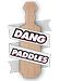 DANG PADDLES CUSTOM GREEK FRATERNITY SORORITY PADDLE
