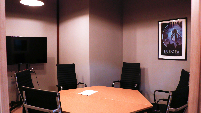 EUROPA meeting room
