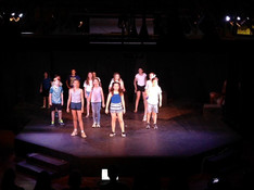 When I Grow up from Matilda Musical Theatre Camp