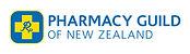 Pharmacy Guild of New Zealand Logo