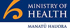 Ministry of Health MOH New Zealand Logo