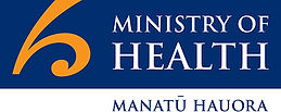 Ministry of Health New Zealand MOH Logo