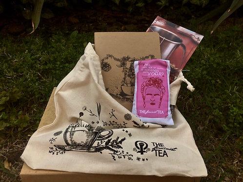 Seu ritual do FOCO (kit Frida)
