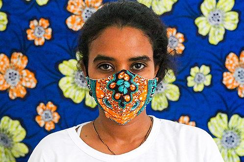Kuchinate Mask | Pack of Three
