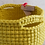 Thumbnail: Crochet Medium Basket Semay