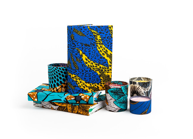 African Textile Gift