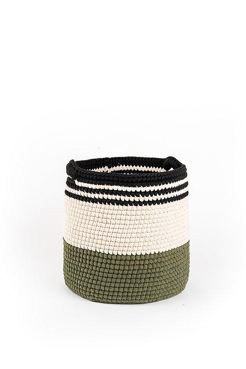 Crochet Basket Large Italy