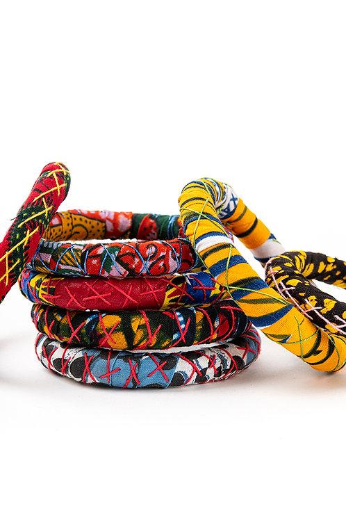 Pack of 3 Handmade African Bracelets