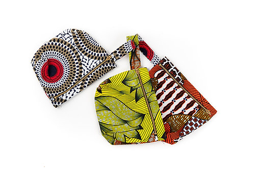 African Pouch
