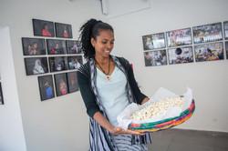 popcorn refugee eritrean art