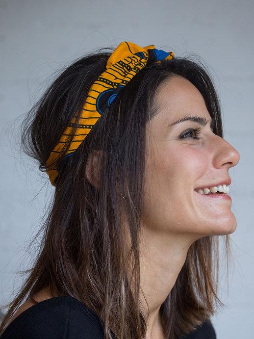 סרט אפריקאי לשיער מודל אסמרת