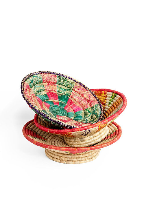 Traditional Eritrean Basketwork