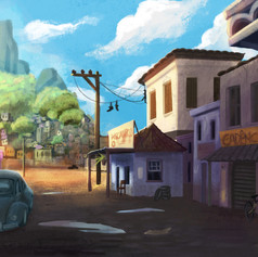 Cadência - The town