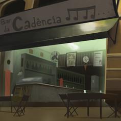 Cadência - Bar at Night