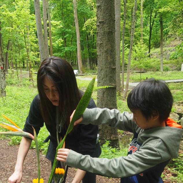 Incredible Ikebana Hiking