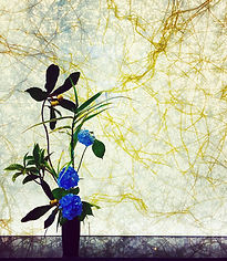 Japanes Ikebana  Floral arrangement NYC