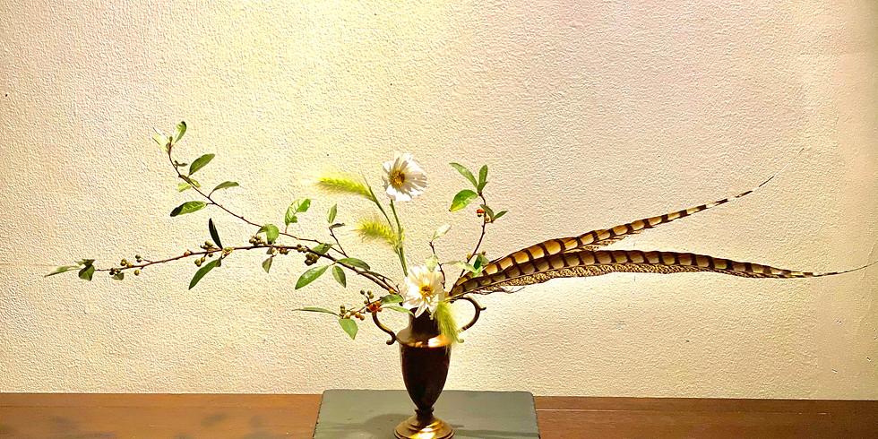 4/24 Above Beginner: Hiraku Katachi (The radial form)
