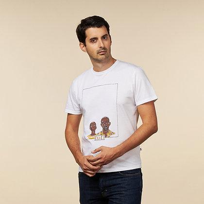 """T-shirt """"Ekié"""" - coton bio"""